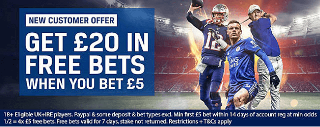 coral free bets offer