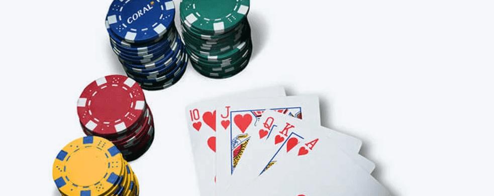 Coral Poker offer