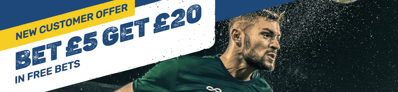 coral euro 2020 offer
